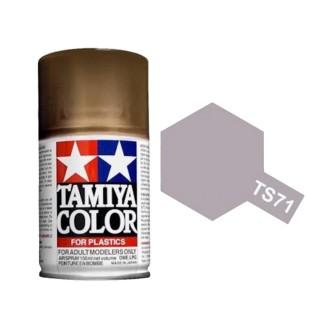 "Noir translucide ""Fumée"" Spray de 100ml-TAMIYA TS71"