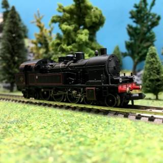 Locomotive Vapeur 232 TC SNCF Ep III-N 1/160-FLEISCHMANN 707503