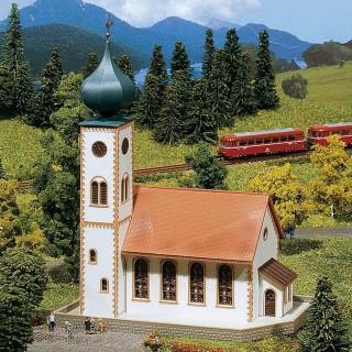 Eglise de village-Z 1/220-FALLER 282775
