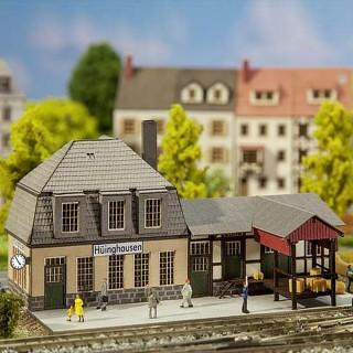 """Gare type """"Hüinghausen""""-Z 1/220-FALLER 282704"""