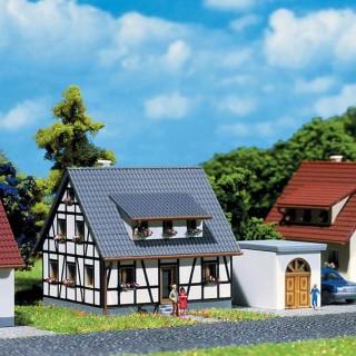 Maison, pavillon à colombage-Z 1/220-FALLER 282760