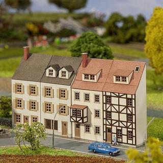 Petits immeubles provinciaux-Z 1/220-FALLER 282781
