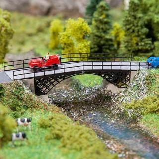 Petit pont-Z 1/220-FALLER 282916