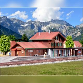 Gare de Château d'Oex-Z 1/220-KIBRI 36703