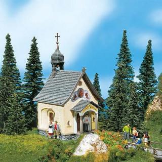 "Petite chapelle ""Saint-Bernard""-N 1/160-FALLER 232239"