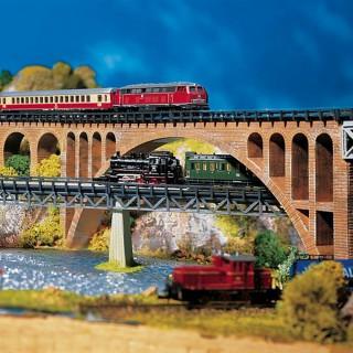 Pont en arche de pierre-Z 1/220-FALLER 282924