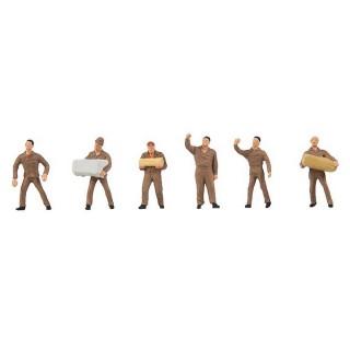 "Personnel ""UPS""-HO 1/87-FALLER 150941"