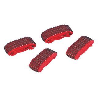 4 tampons de nettoyage pour GE-25 Ton train de jardin-G 1/22.5-PIKO 35416