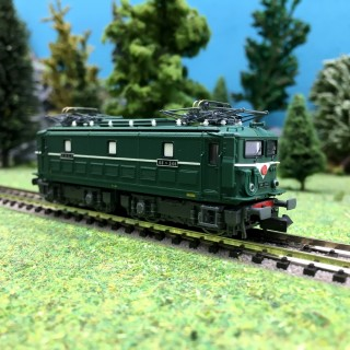 Locomotive BB346 Tours-SP SNCF-N 1/160-HOBBY66 10011