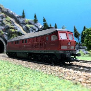 "Locomotive BR232 ""Ludmilla"" Ep VI DB digitale son 3R-HO-1/87-MARKLIN 36433"