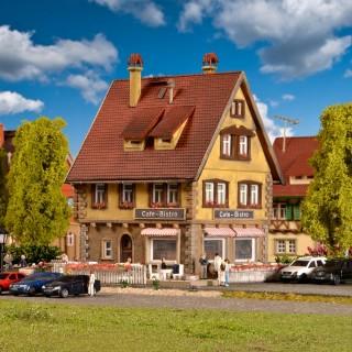 Café-Bistrot de village-N 1/160-VOLLMER 47695