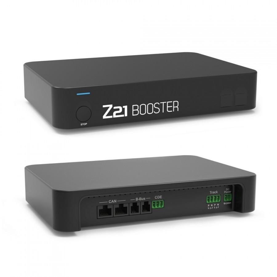 Booster Z21-Toutes échelles-ROCO 10806