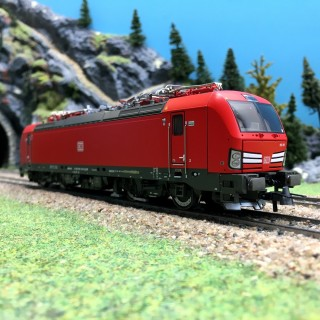 Locomotive 193 DB Cargo Ep VI digital sonore-HO 1/87-ROCO 73985