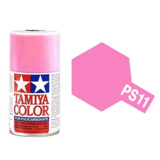 Rose Polycarbonate Spray de 100ml-TAMIYA PS11
