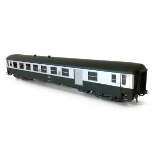 Voiture voyageurs B5Dd2 Ep IV SNCF-O 1/43-R37 O72001