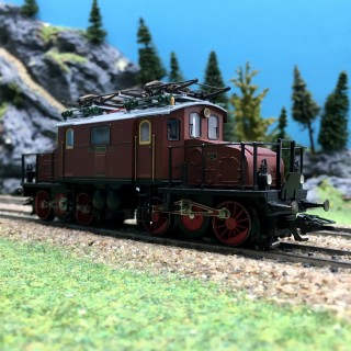 Locomotive EG 2 3R-HO 1/87-MARKLIN 3447 DEP73-109