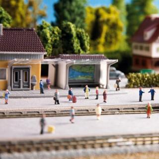 6 employés ferroviaire-Z 1/220-NOCH 44200