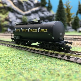 Wagon citerne SPCC SNCF EpIII-N 1/160-BRAWA 67721