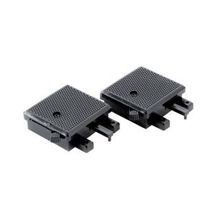 2 commandes d'aiguillage manuelle (Gauche/Droite)-G 1/22.5-LGB 12060
