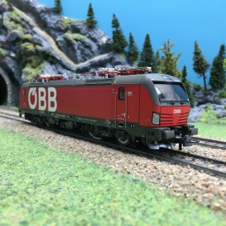Locomotive 1293 ÖBB Ep VI digital son 3R-HO 1/87-ROCO 79954