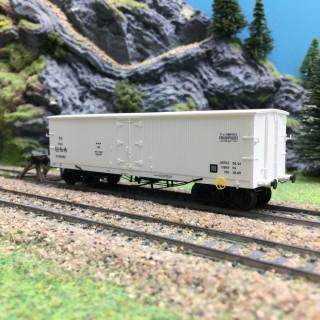 Wagon Frigo TP Ep II USA-HO 1/87-REE WB529