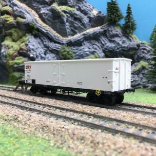 Wagon Frigo TP STEF Ep II PLM-HO 1/87-REE WB532
