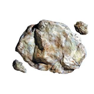 Moule flexible de rocher érodé-HO et N-WOODLAND SCENICS C1238