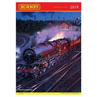 Catalogue général HORNBY 2019 196 pages-HORNBY 2019