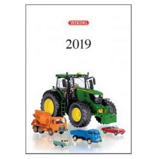 Catalogue général Wiking 2019 - 40 pages - WIKING