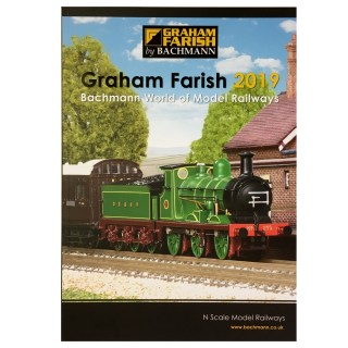 Catalogue général Graham Farish 2019 138 pages-Graham Farish 2019