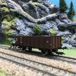 Wagon tombereau ÖBB-HO 1/87-FLEISCHMANN ADT747855