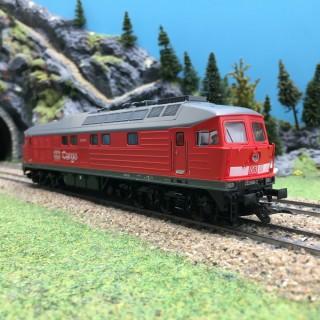 Locomotive Diesel BR232 DB-HO 1/87-ROCO DEP103-265