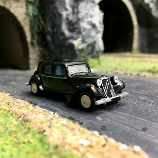 Citroën Traction 11B 1952-HO 1/87-SAI 6100