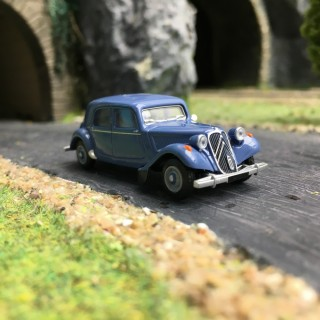 Citroën Traction 11B 1952-HO 1/87-SAI 6101