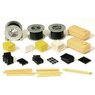Accessoires de chantiers/usines-HO 1/87-PREISER 17111