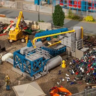 Broyeur de déchets-HO 1/87-FALLER 130186