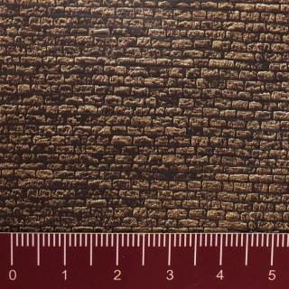 Plaque cartonnée mur de Pierres N 1/160-FALLER 222565