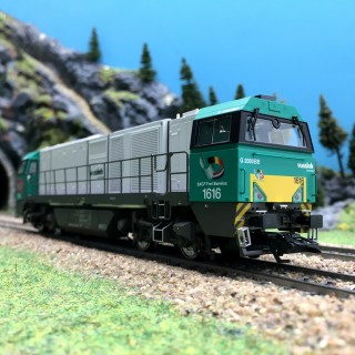 Locomotive Vossloh G2000 BB Ep VI SNCF digitale son-HO-1/87-MARKLIN 37209