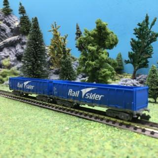 2 Tombereaux Rail Sider Ep VI-N 1/160-ARNOLD HN6413