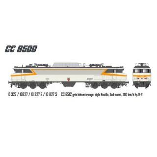 Locomotive CC6512 Sud Ouest Sncf épIV/V -HO 1/87- LSMODELS 10327