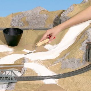 Mastic blanc, à modeler-NOCH 60920