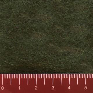 Sachet d'herbe sauvage vert olive 6mm 50g-Toutes échelles-NOCH 07081
