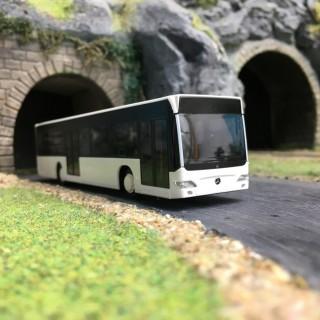 Bus Mercedes Citaro N Blanc-HO-1/87-AWM 11821.1