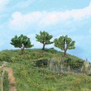 3 Saules des marais 5.5 cm de haut-Toutes échelles-HEKI 1911