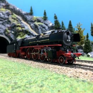Locomotive BR 01 202 digital son 3R-HO-1/87-MARKLIN 39005