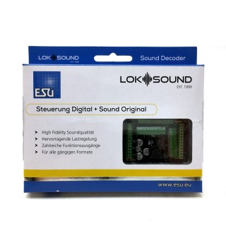 Décodeur digital loksound 5 XL sonore-ESU-58513