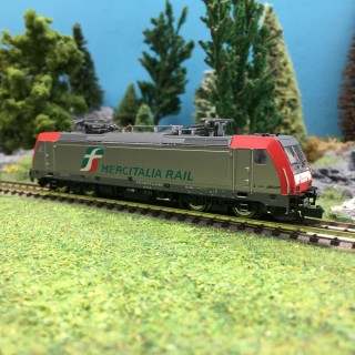 "Locomotive BRE 483 FS ""Mercitalia"" Ep VI-N 1/160-ARNOLD HN2435D"