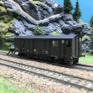 Wagon WSMI SKyw 999498 SNCF Ep IIIa-HO 1/87-R37 HO43008a