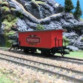 "Wagon bière ""Hürlimann"" Ep IV SBB CFF-HO 1/87-MARKLIN 94516"