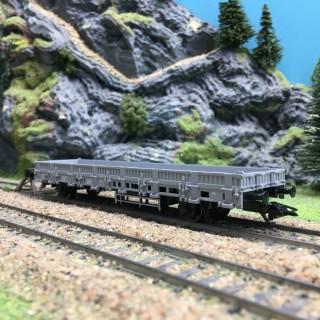 Wagon à Ranchers type KS CFF Ep IV-HO 1/87-MARKLIN 46937